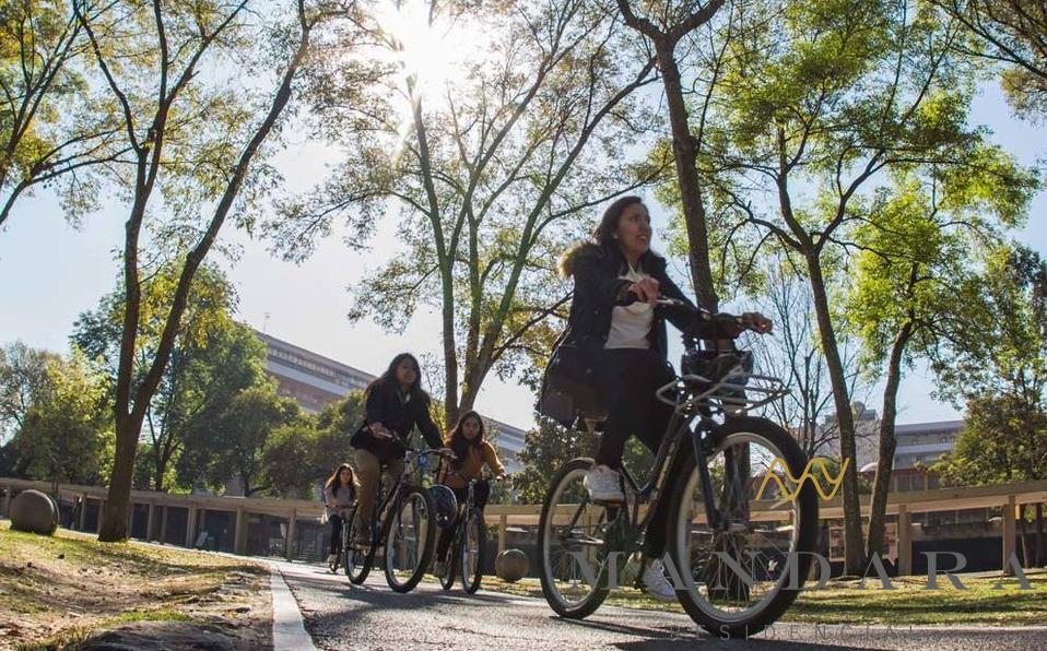 ¿Dónde practicar ciclismo en Veracruz?