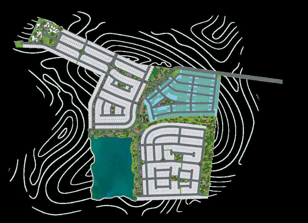 Terrenos Residenciales en Venta (Master plan)